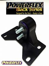 RS Cosworth (ALL) Black Alloy POWERFLEX Bushed Differential Mount